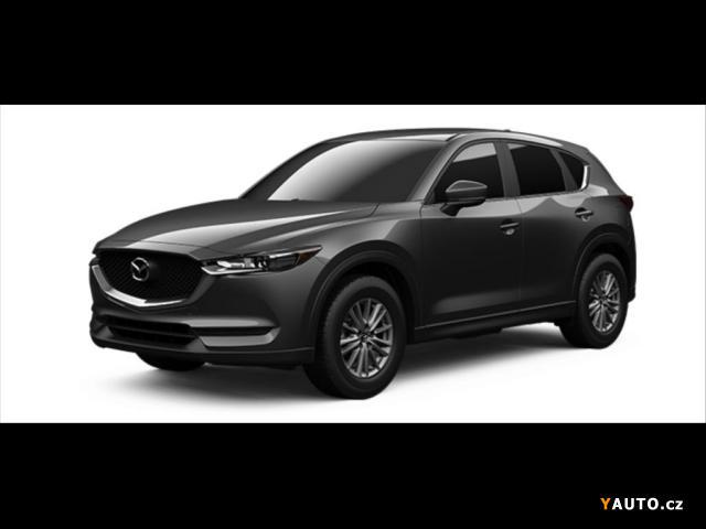 Prodám Mazda CX-5 2,0 Attraction, Nový vůz, DPH