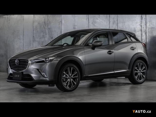 Prodám Mazda CX-3 2,0 TAKUMI AT, nový vůz, DPH