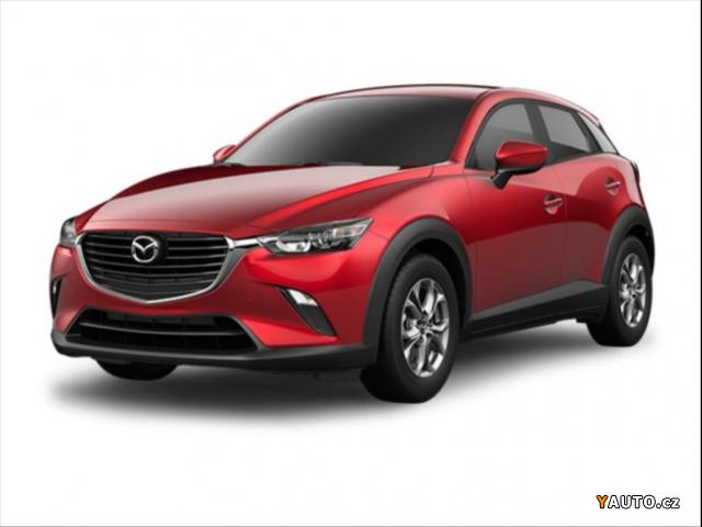 Prodám Mazda CX-3 2,0 Attraction, nový vůz