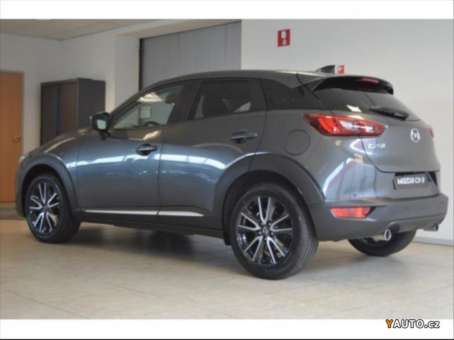 Prodám Mazda CX-3 2,0 Revolution AWD, nový vůz