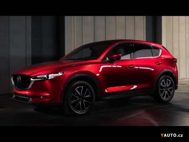Prodám Mazda CX-5 2,5 RevolutionTOP, nový vůz, DPH