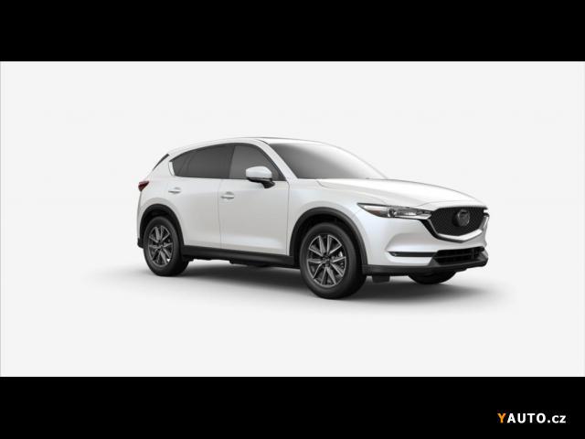 Prodám Mazda CX-5 2,0 Challenge, nový vůz, DPH