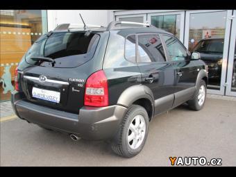 Prodám Hyundai Tucson 2,7i V6 4X4 AUT. ELEGANCE