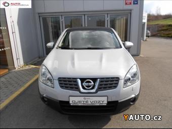 Prodám Nissan Qashqai 2,0 DCI 4X4 ACENTA