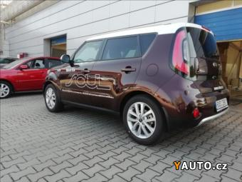 Prodám Kia Soul 1,6 GDi EXCLUSIVE PS