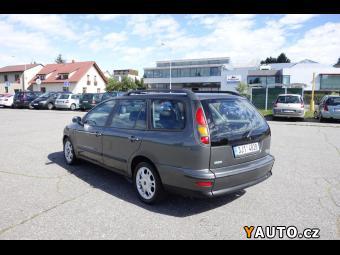 Prodám Fiat Marea 1.6 16V klima Nová STK eko zap