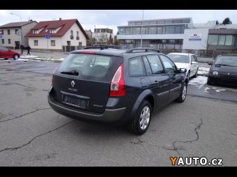 Prodám Renault Mégane 1,6 servisní k.