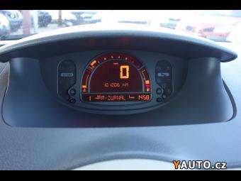 Prodám Renault Modus 1.2 16V 55kW klima 1. majitel
