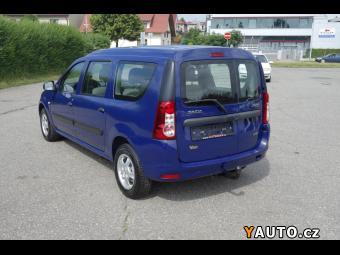 Prodám Dacia Logan 1,4 tažné z.