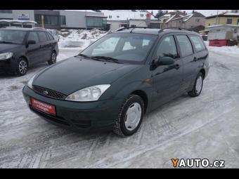 Prodám Ford Focus 1,6 74kW servisní k. zimní pne