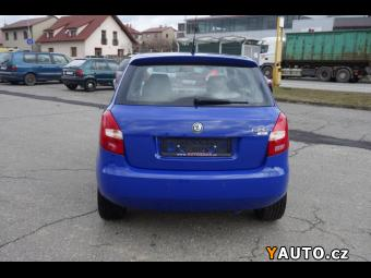Prodám Škoda Fabia 1,4 16V servisní k. 39000km