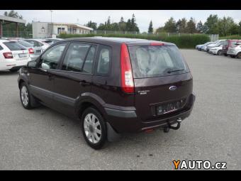 Prodám Ford Fusion 1,4 koupeno v ČR, 1. maj,, taž