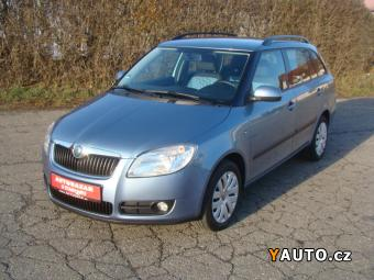Prodám Škoda Fabia 1,4 63kW tažné z.