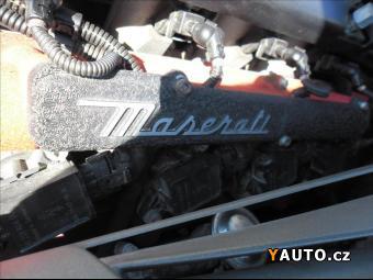 Prodám Maserati GranCabrio 4,2 i Cambiocorsa 8V Ferrari