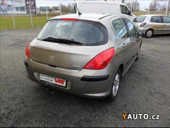 Prodám Peugeot 308 1,6 HDi SERVISKA, ROZVODY