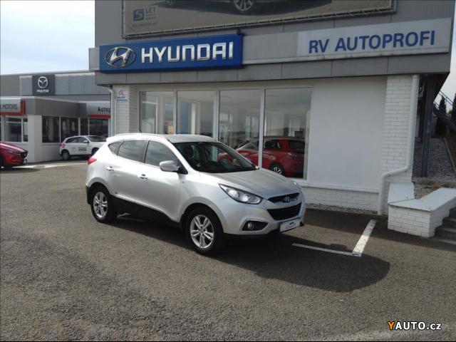 Prodám Hyundai ix35 1.7 CRDI TRIKOLOR STYLE