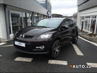 Prodám Mazda CX-7 2,3 LPG, EU verze, DPH odpočet