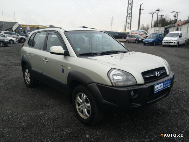Prodám Hyundai Tucson 2,0 CRDI VGT 4X4 DYNAMIC