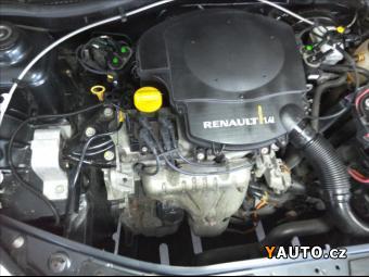 Prodám Dacia Sandero 1,4i LPG PLYN