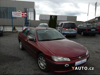 Prodám Peugeot 406 1,9 1,9 TDI