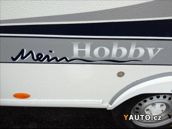 Prodám Hobby 7 míst 1500 kg obytný přívěs
