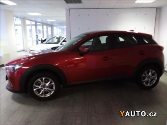 Prodám Mazda CX-3 2,0 G120 Challenge NAVI