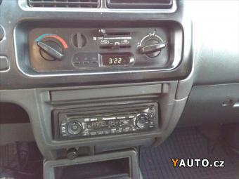 Prodám Mitsubishi L200 2,5 TD DOUBLE CAB INTENSE
