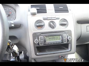 Prodám Volkswagen Touran 1.9TDI-7-MÍST-ALU-KLIMA-TOP