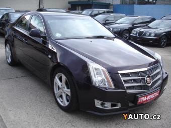 Prodám Cadillac CTS 3,6 V6 Sport Luxury AWD