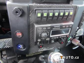 Prodám Land Rover Defender 2,5 TD5