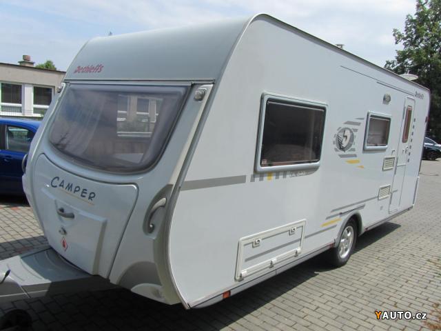 Prodám Dethleffs Camper DL 540 Předstan+Palandy