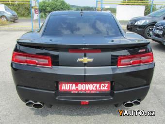 Prodám Chevrolet Camaro 6,2 SS Recaro Manual