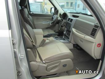 Prodám Jeep Cherokee 2,8CRD Limited