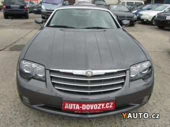 Prodám Chrysler Crossfire 3,2 Limited