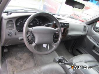 Prodám Ford Explorer 4,0 V6 Limited 4x4