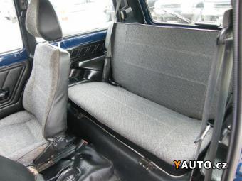 Prodám Lada Niva 1.7i tažné servo ZARUKA km