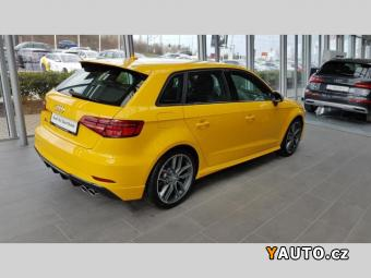 Prodám Audi S3 quattro sportback nové 10km