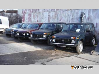 Prodám Lada Niva 1.7 i Tažné ZARUKA km