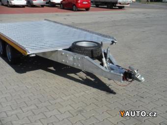 Prodám  Alu AUTOPŘEPRAVNÍK 2.7t