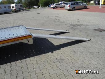 Prodám  Alu AUTOPŘEPRAVNÍK 2.7t DPH