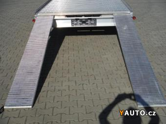 Prodám  Alu AUTOVLEK 3.0t -DPH