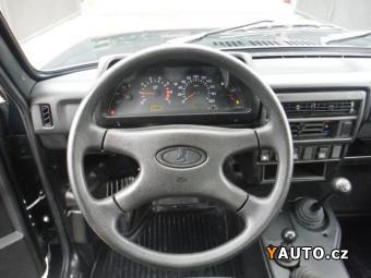 Prodám Lada Niva 1.7i tažné ZARUKA km