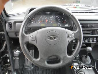 Prodám Lada Niva 1.7i URBAN 2700km SKLADEM
