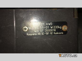 Prodám  HUSQVARNA 21 Proflex AWD 4x4