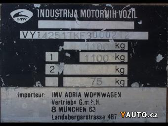 Prodám Adria 530