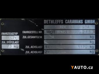 Prodám Dethleffs 530