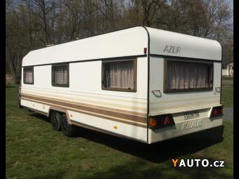 Prodám Knaus Azur 670