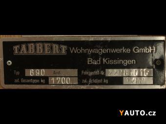 Prodám Tabbert 690