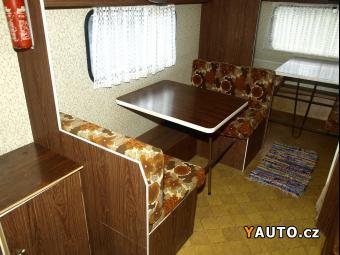 Prodám Knaus Knaus 640