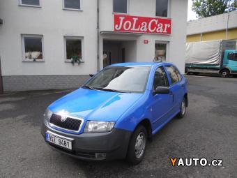 Prodám Škoda Fabia 1,2 HTP Junior